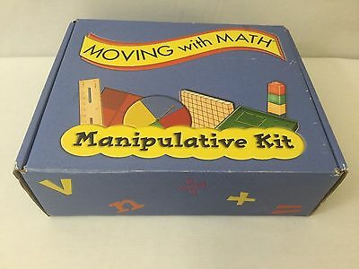 Moving with Math - Manipulative Kit for Grades 3-4 / Excellent Teaching Tool