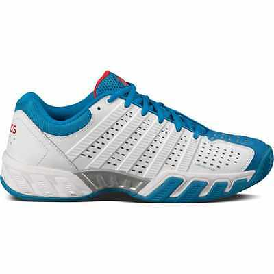 K-Swiss Bigshot Light 2.5 Mens Tennis Shoe (D) (175)  + Free Aus Delivery