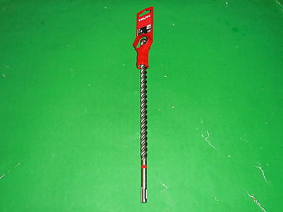"""New Hilti 435013 , SDS Plus , TE-CX 1/2"""" x 12""""  Made In Germany , Free  Shipping"""