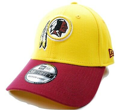 best sneakers 5fa8d e8aba Washington Redskins New Era 39Thirty NFL Football TD Classic Cap Hat M L