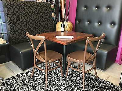 Cafe Chairs For Sale - Restaurant Furniture - Stackable Indoor/outdoor