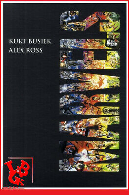 Coffret Integrale MARVELS Alex ROSS Busiek # NEUF # Collector Français