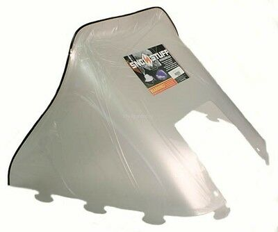 "Polaris Indy Trail 488, 1990-1994, 19"" Clear Windshield - Deluxe, Touring"