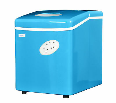 NewAir AI-100CB 28-Pound Portable Ice Maker in Cyan Blue