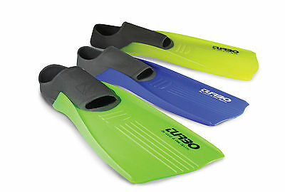 Land & Sea Turbo Thermo Blade Flippers or Fins BRAND NEW