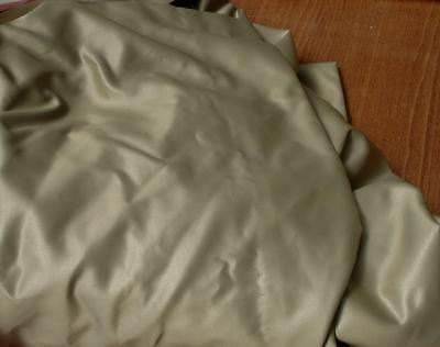Nice Used Black Out Curtain Panel Pair, VGC VERY GOOD QUALITY, DARK BEIGE