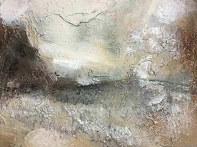 Original Landscape Painting Nature Art Abstract Realism Impressionism Canvas Oil