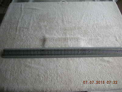 """49862 S Gauge Fastrack 30"""" Extra Long Straight Track Brand New"""
