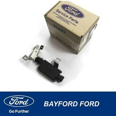 Tailgate Actuator To Lock / Unlock Door Or Glass Ford Sx Sy Territory