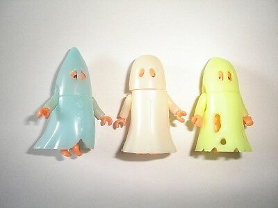 Halloween Ghosts 1993 Toys Kinder Surprise Figures Set Collectibles