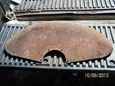 International Farmall Cub Tractor Fender