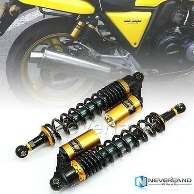 "2pcs 15.75"" 400mm Motorcycle Shock Absorber Gas Suspension For Husqvarna Sherco"