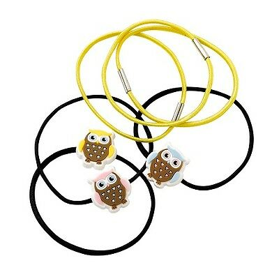 Brownie Owl Hair Elastics  Brownies Uniform New