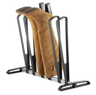 Organizer Storage Boot Shoe Rack Closet Holder Pair Boots Stand 3 New Long Shoes