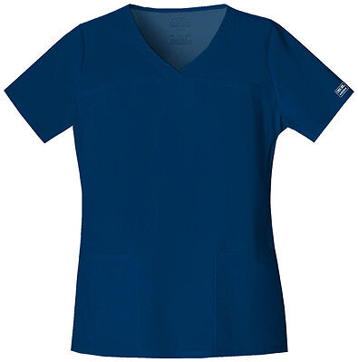 Cherokee Women's 4727 V-Neck Crossover Scrub Top