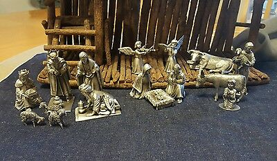 Hudson Pewter Nativity Related Keywords & Suggestions