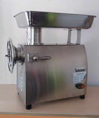 Brand New Commercial Butcher's Meat Grinder Mincer 320 Kg/hr production