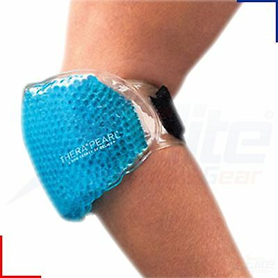 Therapearl Gel Bead Hot Cold Ice Sports Pack Wrap Strap Reusable Injury Relief