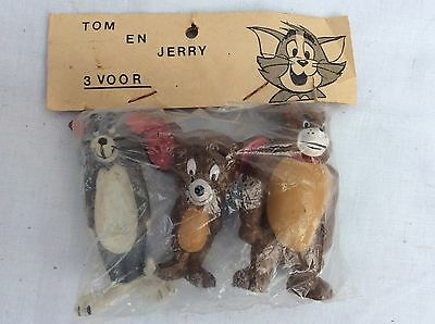 Tom, Jerry and Spike figures unopened (1)