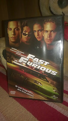 "FILM IN DVD : ""FAST AND FURIOUS"" - Azione, USA 2001"