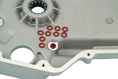 James Gasket Inner Primary Seal for 786A Bolt, Red Silicone JGI-31434-06 04-7544