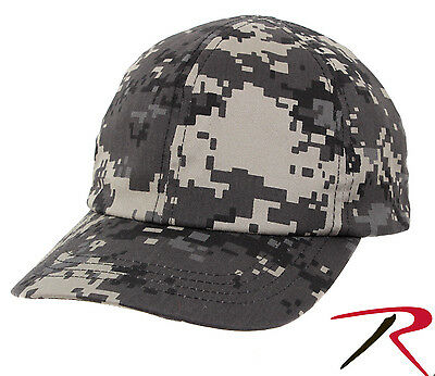 Kids Camouflage Camo Baseball Cap Hat Adjustable One Size Fits All Rothco 5600