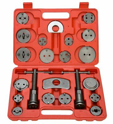 22pcs Disc Brake Caliper Piston Pad Universal Auto Car Wind Back Hand Tool Kits