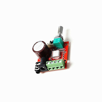 2X10W Hi-Fi PAM8610 Audio Stereo Amplifier Board Module Dual D Class Channel
