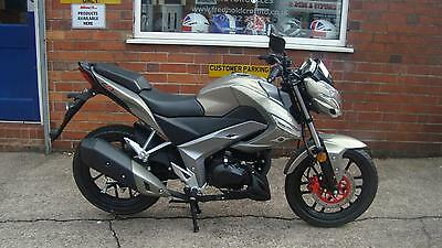 KYMCO CK1 125cc **BRAND NEW**  £100 OFF IF PRE-REG BEFORE XMAS !!!!!