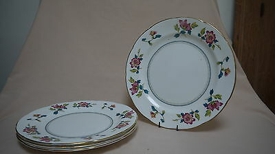 Set of Four Wedgewood \ Chinese Flowers\  DINNER PLATES & SET OF Five Beautiful Chinese Dinner Plates - £748.90 | PicClick UK