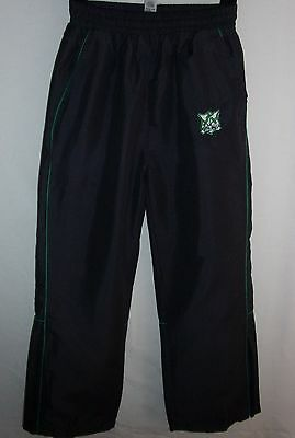 Buy One Get One Free Bnwt Ireland Childrens Navy Lined Track/sports Bottoms