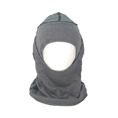 Pre-Owned Us Army Elite Issue Anti-Flash Protective Hood Fr Nomex Mask Balaclava