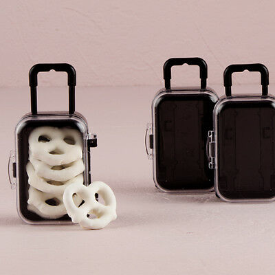 Miniature Travel Trolley Wedding Favor Set of 6 Weddingstar