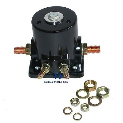 Starter Relay Solenoid For Johnson Omc Evinrude 3217124 383622 Replacement