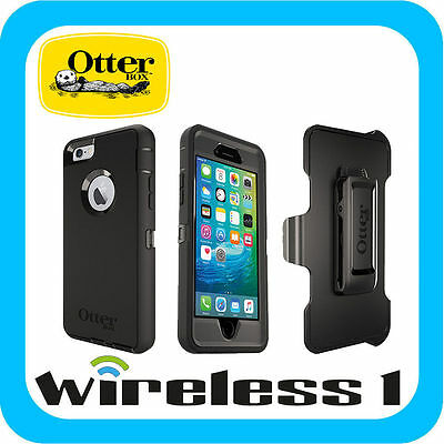 OtterBox Defender Apple iPhone 6 Blk Case