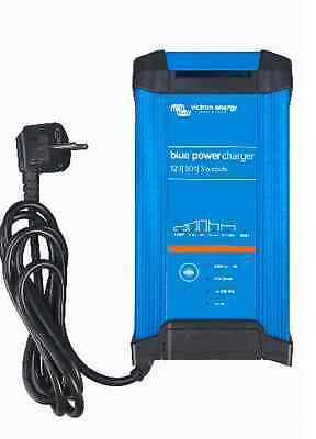VICTRON Blue Power Battery Charger 12V 30A, 3 Outputs, Aus Plug. 5 Year Warranty