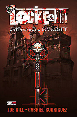 LOCKE & KEY volumi da 1 a 6 [di 6] completa ed. Magic Press JOE HILL
