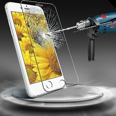 """For iPhone 8 plus 7 6s and 6 5.5"""" Screen Protector 10 Pieces Tempered Glass 9H"""