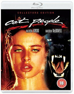 Cat People - [Dual Format Edition - DVD & Blu ray] NEW & SEALED