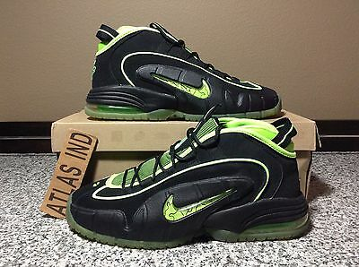 e94198894b AIR MAX PENNY 05 HOH Electric Green Black Nike 1 2 I House of Hoops Jordan
