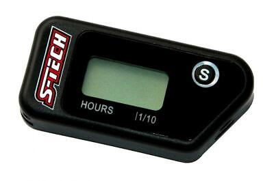 Betriebsstundenzähler S-Tech Hour Meter MX Kabellos Vibration Motocross Enduro