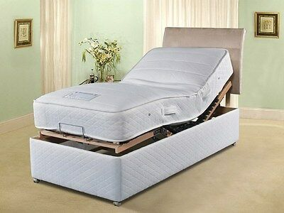 Memory Foam or Pocket sprung Mattress only for Adjustable Electric beds