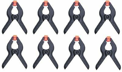 8X2 Strong Plastic Spring Clamps Market Stall Clips Nylon Large Tarpaulin