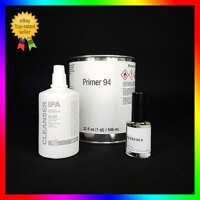 3M Primer 94 15 ml Adhesion Promoter - The best Glue for vinyl wrap + 100 ml IPA