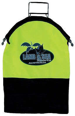 Land and Sea Sports Australia Spring Loaded Catch Bag BRAND NEW