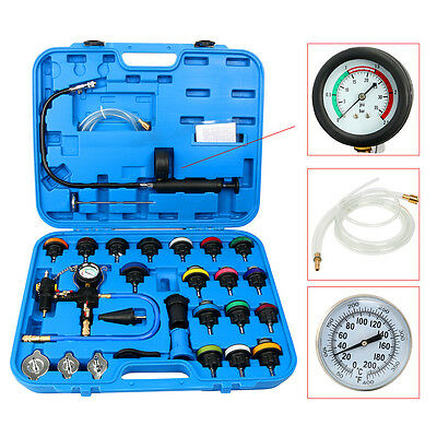 Universal Radiator Pressure Tester and Vacuum Type Cooling System Kit