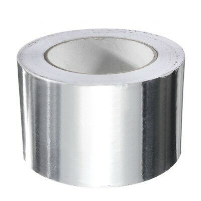 8 Rolls Aluminium Foil Self Adhesive 96mm X 45m Heat Reflecting Insulation Tape