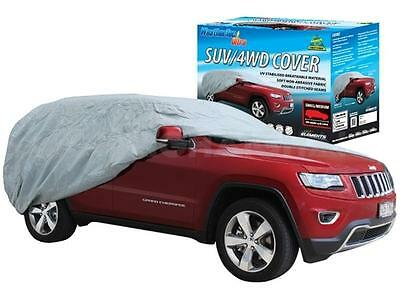 Car Cover Landrover Range Rover Sport 4WD SUV to 5.1m WeatherTec Ultra Soft CC36