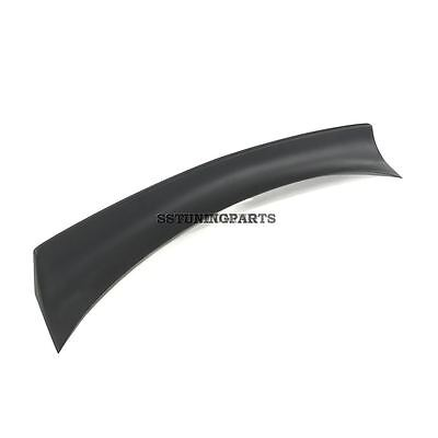 Rear JDM Boot Trunk Ducktail Spoiler Wing Lid Lip (Fits BMW E36 Compact Hatch)