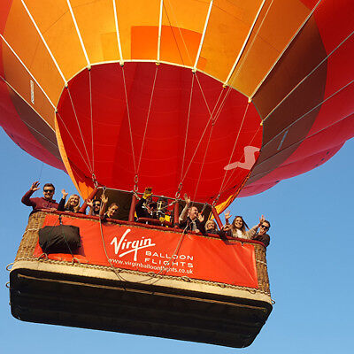 Hot Air Balloon Rides from Wales - Gift Experience